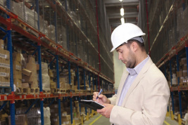 Receiving - Logistics Warehouse Management System Solutions